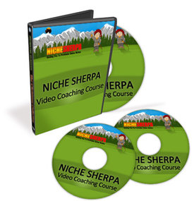 Niche Sherpa Video Coaching Course