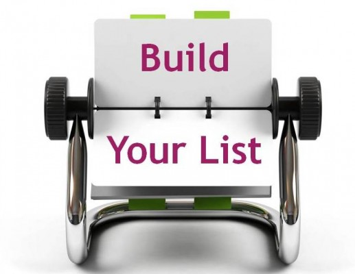 email marketing and list building 1